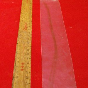 "0610 Slaters plastic roddings .010"" dia.. Size: N -0"