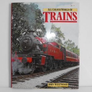"ISBN 0 7064 0749 0 (BOOKS) AllColour World of Trains104pp 1978 12x9.5""0 7064 0749 0-0"