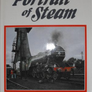 """ISBN 1 85648 010 0 (BOOKS) Portrait of Steam all blk/white photos 200pp book, no text: Eric Treacy 1991 11.5x8.5"""" 1 85648 0 100-0"""