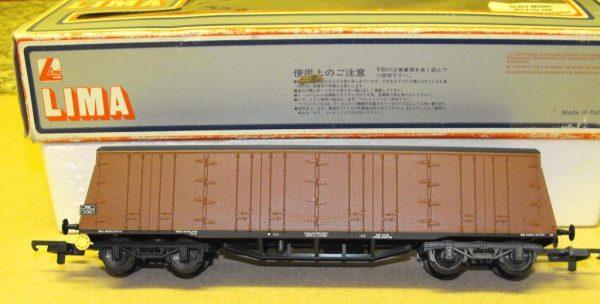 305665 Lima Wagon Brown Weathered-0