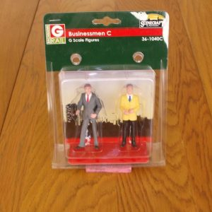 36-1040C Bachmann Businessmen Figures, pk C. Size: G -0