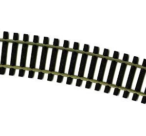 R608 Hornby track, Curve 3rd Radius 505mm arc, 22.5 degrees. OO -0