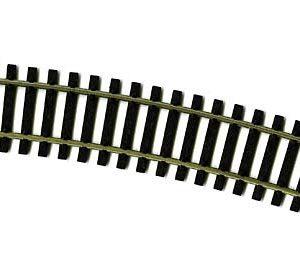 R608 Hornby track, Curve 3rd Radius 505mm arc, 22.5 degrees. OO -0