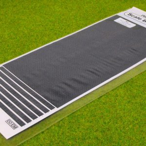 46GT Grey Tile Brickpaper. Size: OO -0