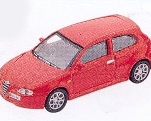 GM307 Alfa Romeo 147GTA red. Diecast Vehicle, Ready Assembled & Painted Size: OO -0