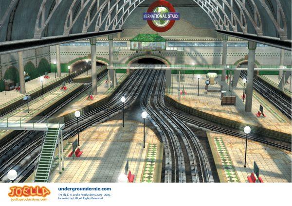 UE301 International Station. Underground Ernie Size: UE -21