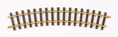 PK35213 Piko track, Curve radius 3, (920mm centre-line radius) G-R3. Size: G -0