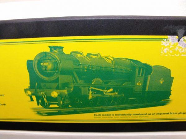 BL99041 Bassett-Lowke Rebuilt Patriot BR Green No 45534 'E Tootal Broadhurst' Size: O Gauge -1598