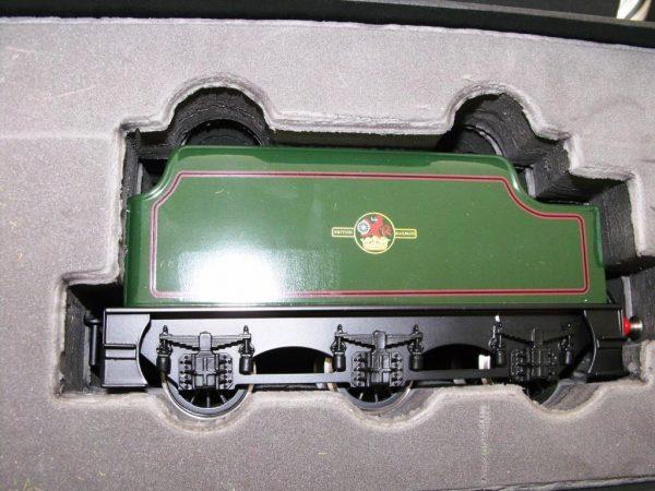 BL99041 Bassett-Lowke Rebuilt Patriot BR Green No 45534 'E Tootal Broadhurst' Size: O Gauge -1599