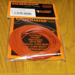 GM11R 10m pack of WIRE red. -0