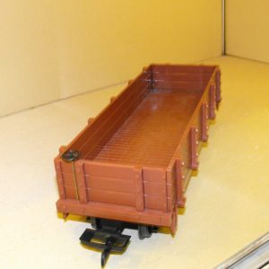 SH25 Hartland bogie 3-plank wagon bxd. Size: G | This is a second-hand item.-0