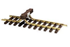 L10320 LGB Bent Rail Track Bumper(buffer stop). Size: G -0