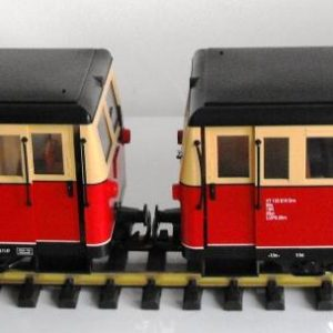 L29650 LGB DR Railbus VT 133 limited edition, G scale-0