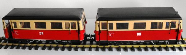 L29650 LGB DR Railbus VT 133 limited edition, G scale-0