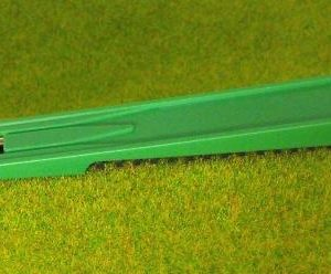 T66529 Minitrix Loco Slide (Plastic Re-Railer) Green plastic. Size: N -0