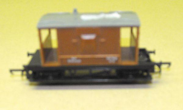 R16/17 Triang Brake Van brown-0