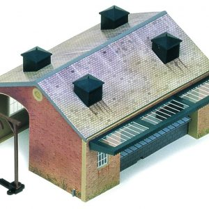 R8002 Hornby Goods Shed. Size: OO -0