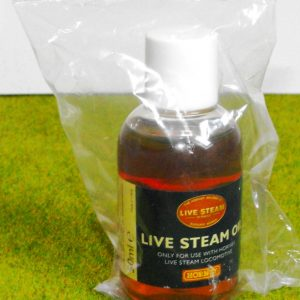 R8210 Hornby Live Stean Oil, 50ml. Size: OO -0