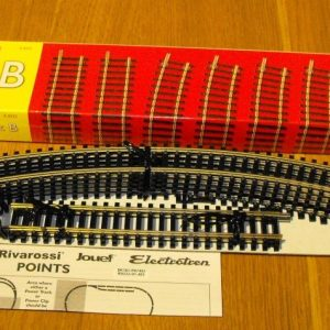 R8222 Hornby Track extension pack B.. Size: OO -0