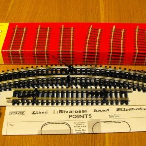R8225 Hornby Track extension pack E. Size: OO -0
