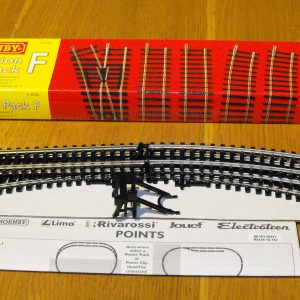 R8226 Hornby track extension Pack F. Size: OO -0