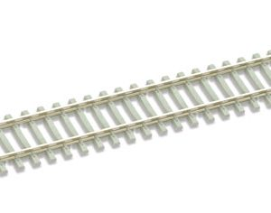 "SL-102 Qty 4 x Peco Flexible Track 36"" (914mm) ""concrete"" sleeper type. Size: OO -0"