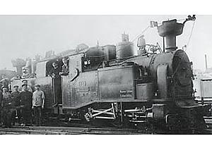 L20990 LGB Steam Loco Saxon Class II K. Size G Gauge -1586