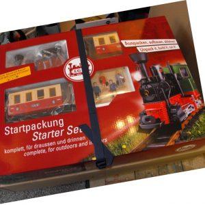 LGB Passenger Starter Set-0
