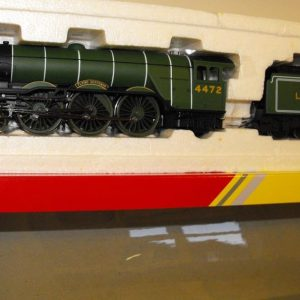 R3086 Hornby LNER Class A1 Flying Scotsman no 4472 NEW Boxed. Size: OO -0