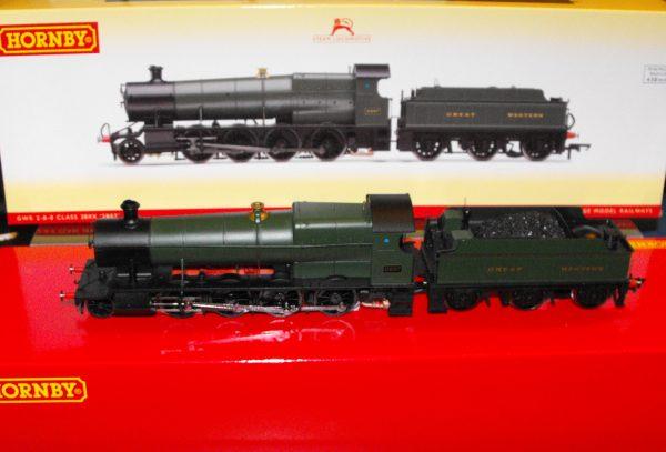 Hornby Locomotive GWR Class 2800 No 2807 R3106 -1256