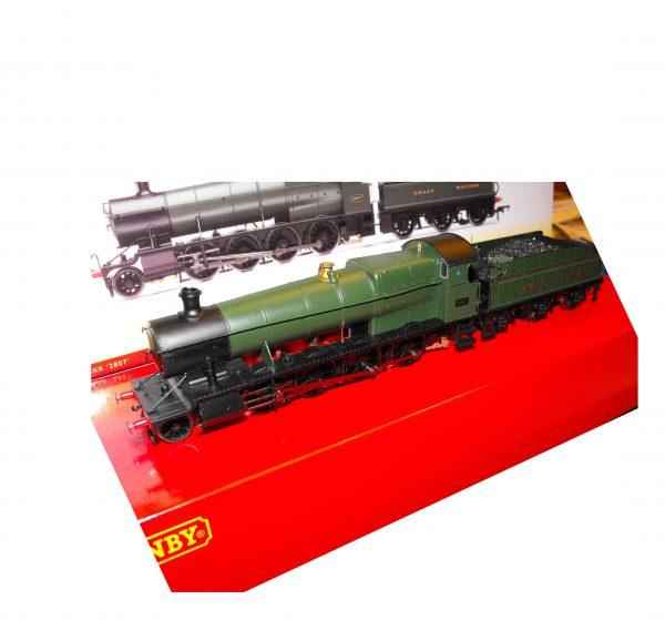 Hornby Locomotive GWR Class 2800 No 2807 R3106 -0