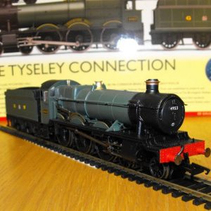 R3220 Hornby Tyseley Connection 'Pitchford Hall' Train Pack, Hall Class Loco and 3 coaches train pack NEW Boxed OO Gauge-0