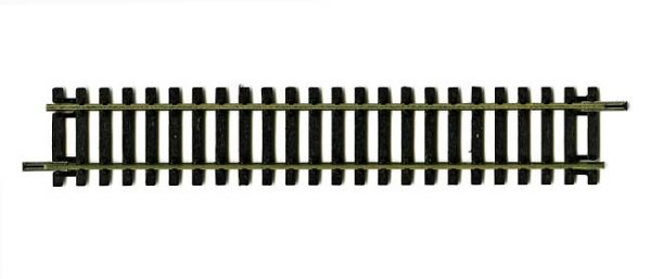 8 bits Hornby track, Straight Track Asstd mm. Size: OO -1873